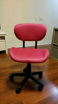 Pink Desk Chair 550 km