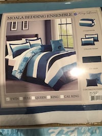 Twin Bedding Set Sterling, 20164
