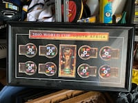 2010 World Cup South Africa frame Mississauga, L5R 3W1