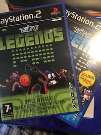 2 DVD PlayStation 2 de Taito Legends Valencia, 46023