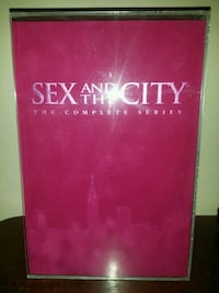 Sex In The City DVD  Collection  Temecula, 92591