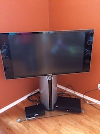 black and gray flat screen TV Lewisville, 75067