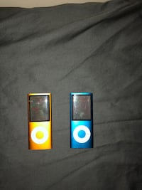 ipod nano (blue/orange) Asheville, 28804