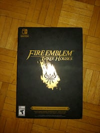 Fire Emblem Three Houses Season of Warfare Edition Toronto, M6L 1A4