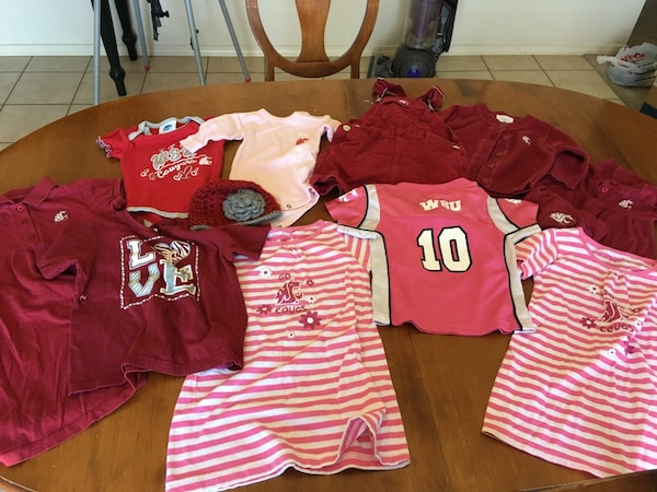 8585fa4ab6f6 Used Washington state university baby kids clothes for sale in Boise - letgo