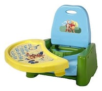Winnie the Pooh Booster Seat Mississauga