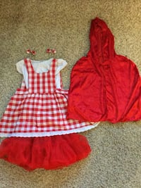 Little Red Riding Hood costume Woodville, 43469