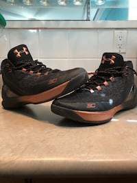 Mint Condition Curry 3 All-Star Basketball Shoes Surrey, V3W