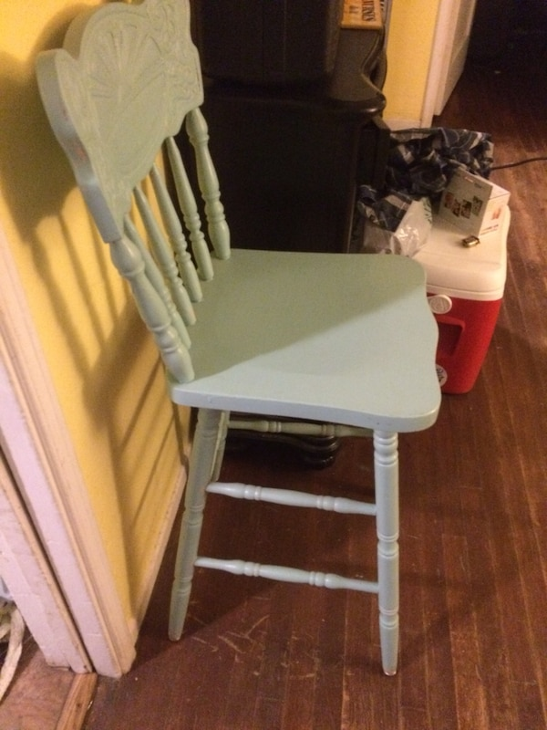 cf71747413 Used blue wooden windsor chair for sale in Loma Linda - letgo