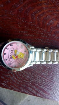 Winnie the pooh watch Mississauga, L4Z 1H6