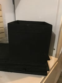IKEA black square storage cubbies Lloydminster (Part), T9V 1V8
