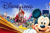 Disneyland Paris billets. 20% de réduction