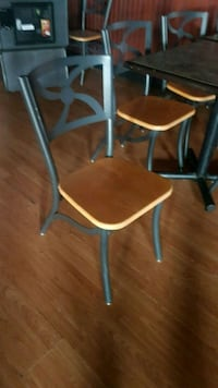 20 chairs 10 bucks each or all 20 for 175 delivery av in EDM. add 75 Edmonton, T6J 5M5