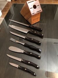 Cutco block knife set Los Angeles, 91367