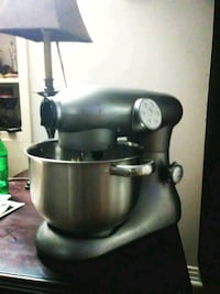 Stand Mixer-stainless steel Maryville