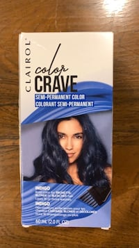 New sealed Crave semi- permanent colour indigo Vaughan, L4J 4T8