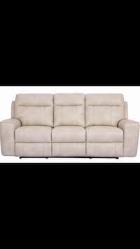 Bonded Leather Couch Burnaby, V5C