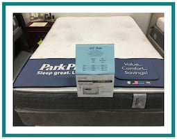 Queen Size Super Pillowtop Mattress Set
