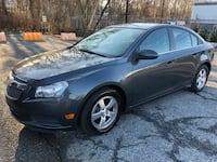 black Chevrolet Cruze sedan Capitol Heights, 20743