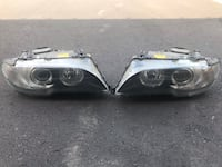 E46 facelift headlights Mississauga, L5M 4R4