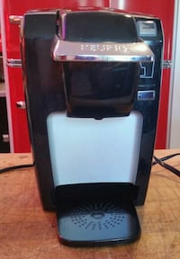 Almost new Keurig. Filters included.  Brockton, 02301