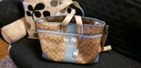 Coach Diaper Bag , R0B