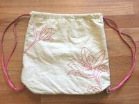 Vintage GAP Drawstring Backpack