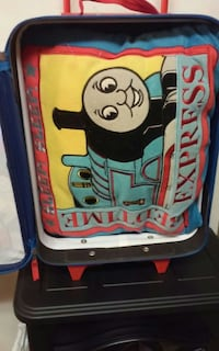 Thomas and friends trolley bag