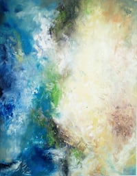 abstract painting Mississauga, L5A 3P8