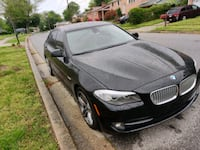 2011 BMW 5 Series 550i Sedan Fort Washington