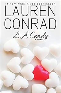 L.A. Candy by Lauren Conrad, hardcover 2009 - $12 Mississauga
