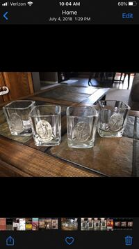 Old Fashioned Golf Glasses