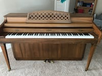 Kimball piano-needs tuning Morris, 60450