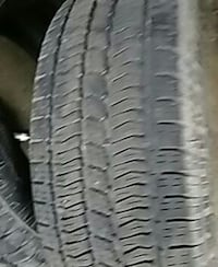 Tires too size 245 65 17 excellent condition Anna  Bay City, 48708