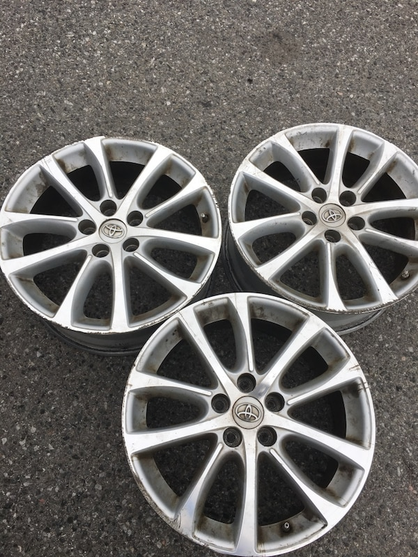 Used Rims For Sale Near Me >> Used 18 Toyota Rims For Sale In Greenbelt Letgo