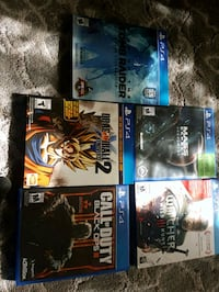 PS4 Games Edmonton, T6W