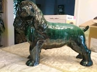 Large,dog , mountain pottery, 553 km