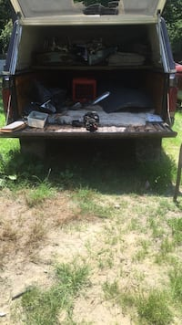Home made wide ford truck bed and camper shell Carrollton, 23314