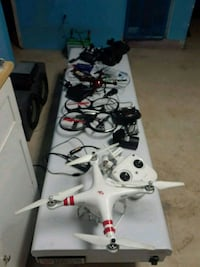 Various drones & accessories  Haines City