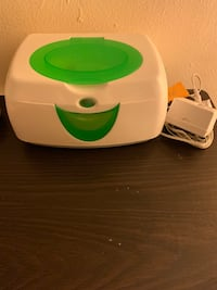 white and green wipes warmer McAllen, 78501