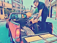 Motorcycle transport towing tow service queens Brooklyn nyc New York