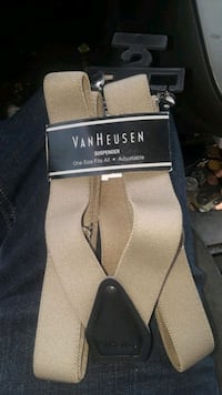 VAN HEUSEN SUSPENDERS Los Angeles, 90004