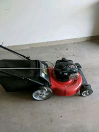 "Yard Machines Mower 21"" 550ex Briggs"