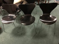 Designer Chairs Up To 12 Available $25 Each Vancouver, V6A