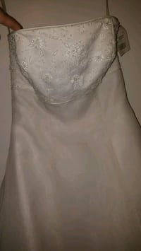 Strapless wedding dress Tampa, 33613