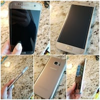 SAMSUNG S7 UNLOCKED NEW NEW NEW WITH THE BOX