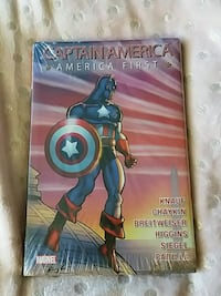 Captain America Graphic Novel Knoxville, 37916