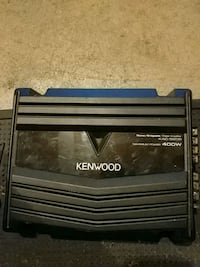 Amp Kenwood 400 watt  540 km