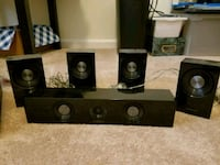 Samsung speakers for surround sound and booster Nashville, 37076