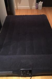 Free blowup bed.  Needs repair Vancouver, V6J 2E6